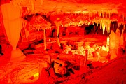 Stalagmite Prints - Forbidden Caverns 3 Print by T C Brown