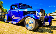 Whangamata Art - Ford Coupe Hot Rod by motography aka Phil Clark