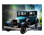 William Havle - Ford Model A 1927