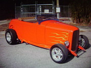 Everett HICKAM - Ford Model B Hot Rod