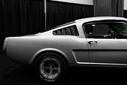 Transportation Art - Ford Mustang Fastback - 5D20375 by Wingsdomain Art and Photography