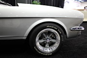 Mustang Gt350 Prints - Ford Mustang Fastback - 5D20377 Print by Wingsdomain Art and Photography
