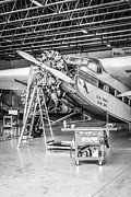 Ford Tri-motor Photos - Ford Tri-Motor by Chris Smith