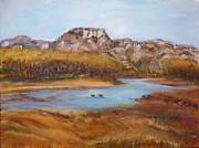 Helen Campbell - The Little Missouri