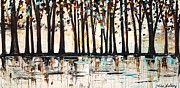 Jolina Anthony - Forest In Abstract