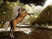 Corey Ford - Forest Unicorn