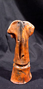 Primitive Sculpture Prints - Foresti Fire Print by Mark M  Mellon