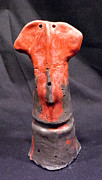 Primitive Sculptures - Foresti Lava by Mark M  Mellon