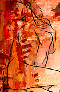 Loving Couple Paintings - Forever in Love by Stefan Kuhn
