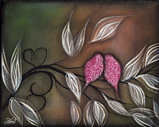 Family Tree Paintings - Forever with You by  Abril Andrade Griffith