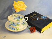 Bible Originals - Forget Me Not by Carol Reynolds