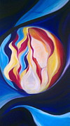 Forgiveness Paintings - Forgiveness by Marina Shapiro Elbert
