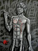 Forgotten Boy Print by Lance Vaughn