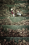 Discarded Prints - Forgotten Doll Print by Joana Kruse