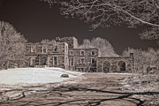 Joann Vitali Prints - Forgotten Fort Williams Print by Joann Vitali