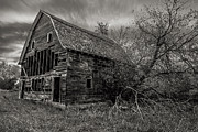 Sioux Framed Prints - Forgotten II Framed Print by Aaron J Groen
