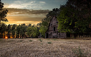 Series Prints - Forgotten IV Print by Aaron J Groen
