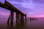 Long Exposure Art - Forgotten Sunrise by Matt  Trimble