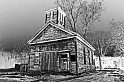 Cheryl Cencich - Forgotton school house