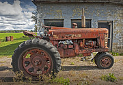 Randall Nyhof - Forlorn Farmall Tractor