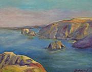 Barbara Anna Knauf - Fort Bragg Coastline