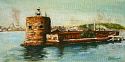 Lyndsey Hatchwell - Fort Denison 1930