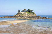 Fort Metal Prints - Fort du Guesclin - Brittany Metal Print by Joana Kruse
