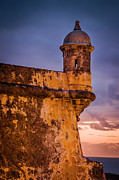 Puerto Rico Framed Prints - Fort El Morro Framed Print by Brian Jannsen