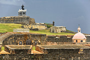 El Morro Photos - Fort El Morro by George Oze