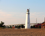 George Jones - Fort Gratiot Lighthouse 2