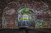 Andy Crawford - Fort Macomb tunnel