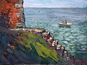 Ylli Haruni - Fort Niagara by Lake Ontario