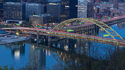 Mike Vosburg - Fort Pitt Bridge