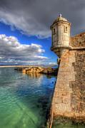 Fort Ponta Bandeira Print by English Landscapes