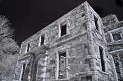 Joann Vitali Prints - Fort Williams in IR 2 Print by Joann Vitali