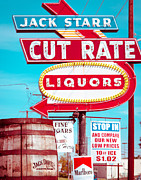Sonja Quintero - Fort Worth Liquor Sign