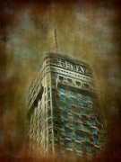 Minneapolis Mixed Media - Foshay Tower by Putterhug  Studio