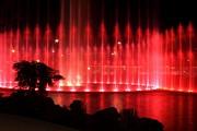 Geraldine DeBoer - Fountain of Red