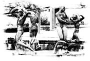 Steve Harrington - Fountain of the Four Winds 2