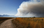 Marilyn Hunt - Four Mile Canyon Fire Colorado