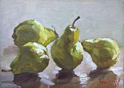 Ylli Haruni - Four Pears