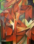Tracey Harrington-Simpson - Foxes