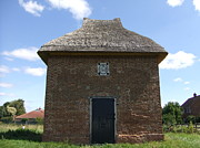 Dovecote Framed Prints - Foxton Dovecote Framed Print by Richard Reeve