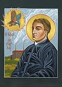 Manley Art - Fr. Gerard Manley Hopkins The Poets Poet by William Hart McNichols