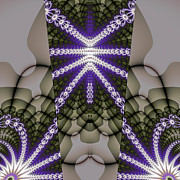 Fractal Art - Fractal 00068 by George Cuda