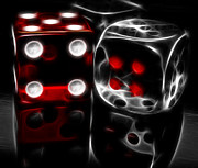 All - Fractalius Dice by Shane Bechler