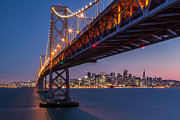 Oakland Photo Originals - Framing San Francisco by Mihai Andritoiu
