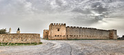Ages Prints - Frangokastello fortress Print by Gabriela Insuratelu