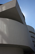 Guggenheim Photos - Frank Lloyd Wrights Guggenheim by David Bearden