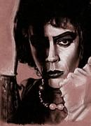 Rocky Horror Picture Show Prints - Frank n Furter Print by Teresa Beveridge